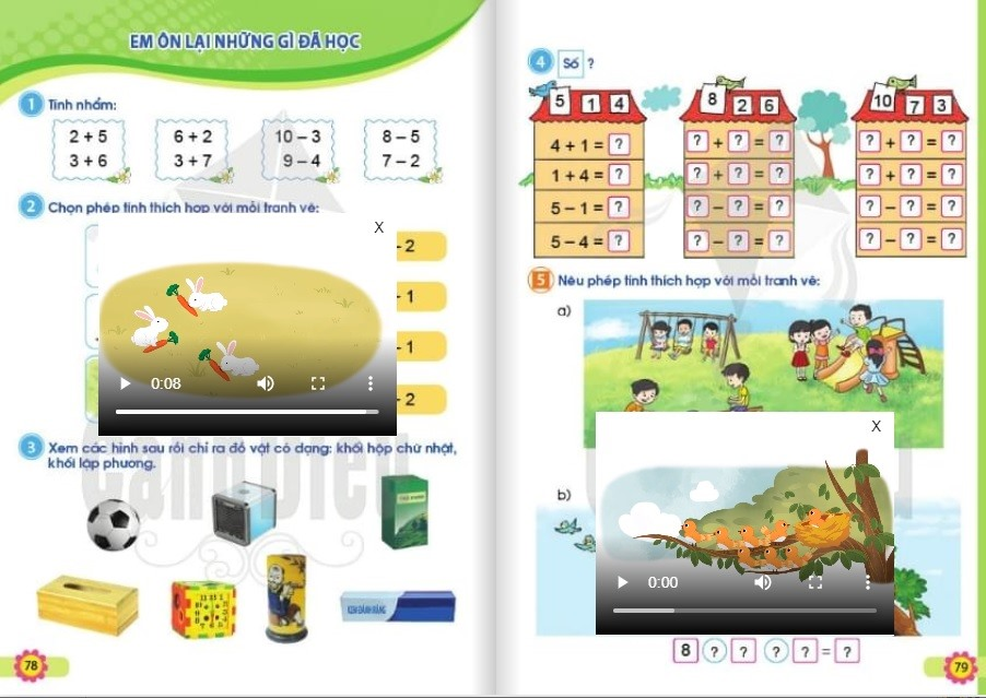 Sách giáo khoa lớp 1 đầu tiên công khai trên mạng để tham khảo miễn phí