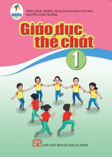 Giới thiệu sách giáo khoa Cánh Diều môn Giáo dục thể chất 1