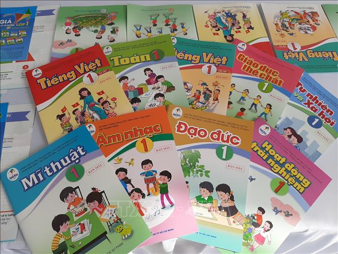 20 tỉnh đặt bộ sách giáo khoa Cánh Diều